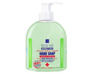 antibacterial liquid hand soap 16.9oz